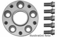HR podložky pod kola (1pár) SAAB 900 rozteč 108mm 4 otvory stř.náboj 65mm -šířka 1podložky 25mm /sada obsahuje montážní materiál (šrouby, matice)